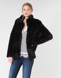 Oblečenie Ženy Kabáty Vero Moda VMMINK Čierna