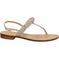 Topánky Ženy Sandále Soleae SANDALI BASSI rosa-antico-camoscio