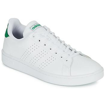 Topánky Muži Nízke tenisky adidas Originals ADV HO WHT VE Biela