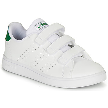 Topánky Deti Nízke tenisky adidas Originals ADVANTAGE C Biela