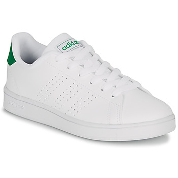 Topánky Deti Nízke tenisky adidas Originals ADVANTAGE K Biela