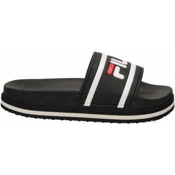 Topánky Ženy Nazuvky Fila FLATFORM SHOES 11w-black-stripe