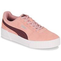 Topánky Ženy Nízke tenisky Puma COURT CALI RS Ružová