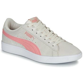 Topánky Ženy Nízke tenisky Puma VIKKY WNS V2 Béžová