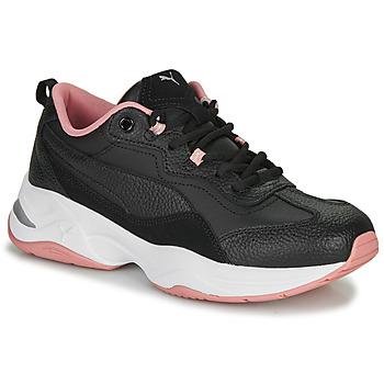 Topánky Ženy Nízke tenisky Puma WNS CILIA LUX N Čierna