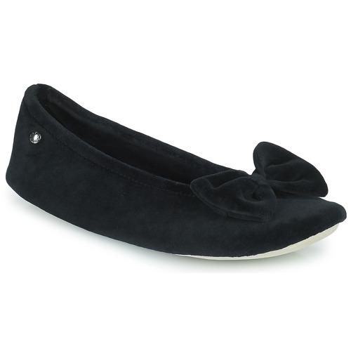 Topánky Ženy Papuče Isotoner 95810 Čierna
