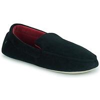 Topánky Muži Papuče Isotoner 96774 Čierna