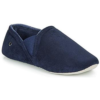 Topánky Chlapci Papuče Isotoner 99520 Námornícka modrá