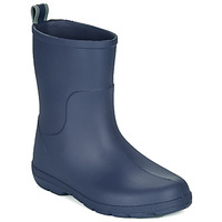 Topánky Deti Čižmy do dažďa Isotoner 99219 Námornícka modrá