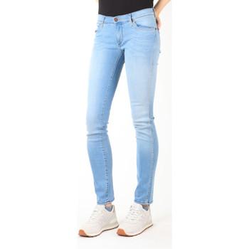 Oblečenie Ženy Rifle Slim  Wrangler Jeans  Blue Trace W22TF729D