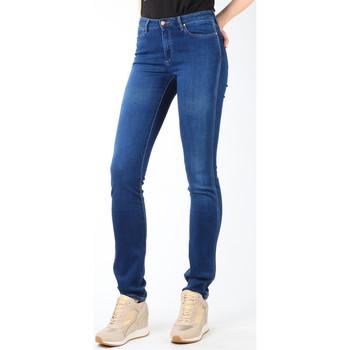 Oblečenie Ženy Rifle Slim  Wrangler Jeans  Cold Sky W26E8481V