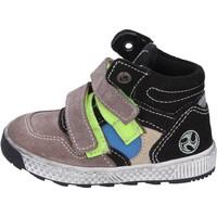 Topánky Chlapci Polokozačky Mkids BR433 Béžová