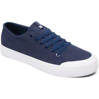 Topánky Muži Skate obuv DC Shoes Evan lo zero Modrá