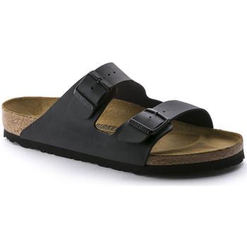 Topánky Muži Šľapky Birkenstock Arizona bf Čierna