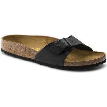 Topánky Ženy Šľapky Birkenstock Madrid bf Čierna