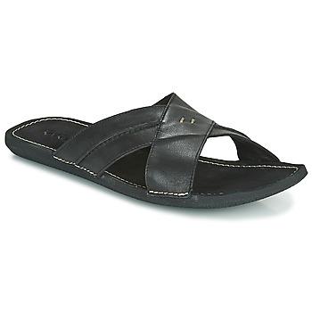Topánky Muži Šľapky Kickers SPOCK Čierna
