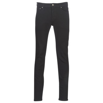 Oblečenie Muži Džínsy Slim Jack & Jones JJIGLENN Čierna