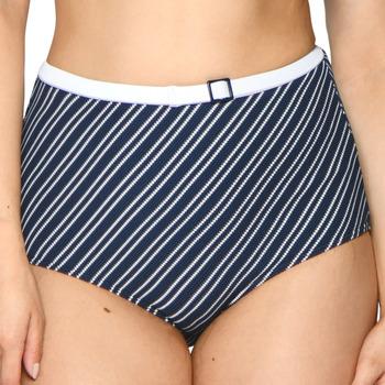Oblečenie Ženy Plavky kombinovateľné Curvy Kate CS003505NAV Modrá