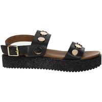 Topánky Ženy Sandále Donna Style 19-335 Black