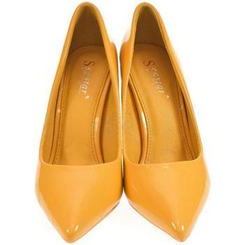 Topánky Ženy Lodičky Seastar Dámske žlté lodičky STELA žltá