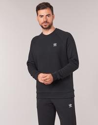 Oblečenie Muži Mikiny adidas Originals ESSENTIAL CREW Čierna