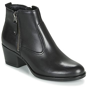 Topánky Ženy Čižmičky André MADRID Čierna