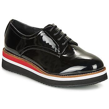 Topánky Ženy Derbie André NAOMIE Čierna