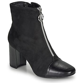 Topánky Ženy Čižmičky André LAOSA Čierna