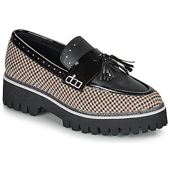 Topánky Ženy Derbie André NADIA Čierna