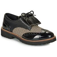 Topánky Ženy Derbie André NATTE Čierna