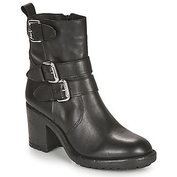 Topánky Ženy Čižmičky André NASHUA Čierna