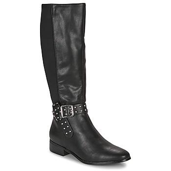 Topánky Ženy Čižmy do mesta André NOLLAN Čierna