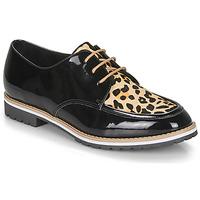 Topánky Ženy Derbie André CHARLELIE Leopard