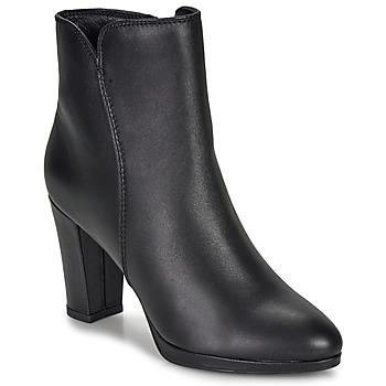 Topánky Ženy Čižmičky André LEGENDAIRE Čierna