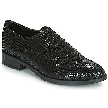 Topánky Ženy Derbie André MOBI Čierna