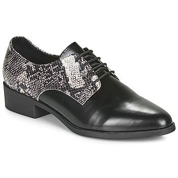 Topánky Ženy Derbie André NOUGATINE Čierna