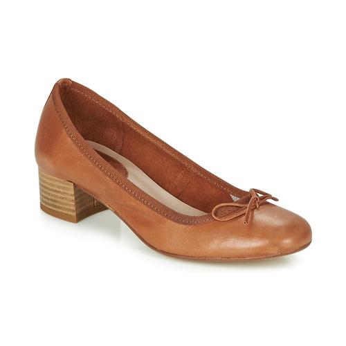 Topánky Ženy Lodičky André POEME Ťavia hnedá