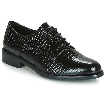 Topánky Ženy Derbie André LOUKOUM Čierna