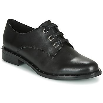 Topánky Ženy Derbie André NEWCASTLE Čierna