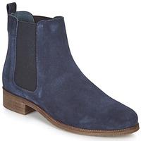 Topánky Ženy Polokozačky André CHATELAIN Námornícka modrá