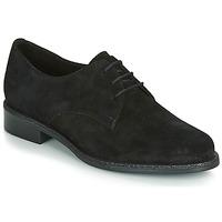 Topánky Ženy Derbie André LUCKY Čierna