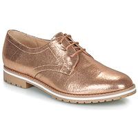 Topánky Ženy Derbie André CICERON Zlatá