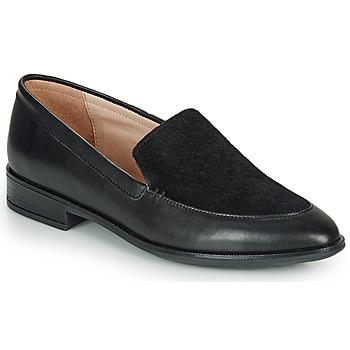 Topánky Ženy Mokasíny André NAY Čierna