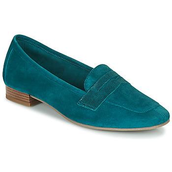 Topánky Ženy Mokasíny André NAMOURS Modrá