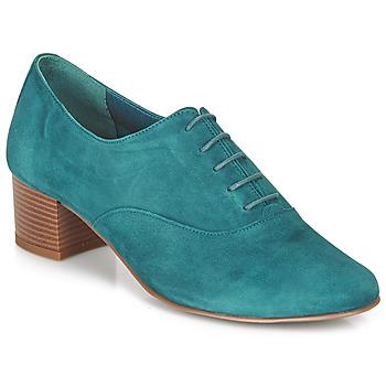 Topánky Ženy Derbie André CASSIDY Modrá