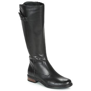 Topánky Ženy Čižmy do mesta André MAPEL Čierna