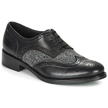 Topánky Ženy Derbie André EGLANTINE Čierna
