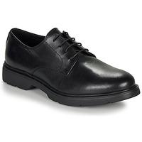 Topánky Muži Derbie André CHAD Čierna