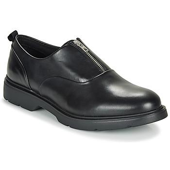 Topánky Muži Richelieu André BRADON Čierna