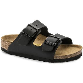 Topánky Deti Šľapky Birkenstock Arizona bf Čierna